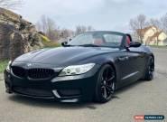 2015 BMW Z4 for Sale