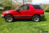 Classic 1999 Chevrolet Tracker for Sale