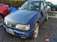 1990 FORD SIERRA SAPPHIRE LX IDEAL COSWORTH SHELL for Sale