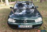 Classic Volkswage Golf GT TDi for Sale