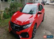 2017 Honda Civic SI for Sale