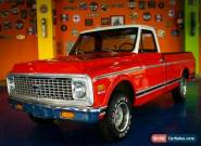 1971 Chevrolet C-10 -- for Sale