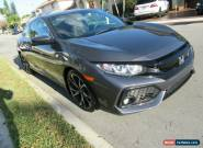 2018 Honda Civic SI for Sale