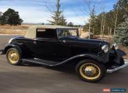 1932 Ford Other Cabriolet for Sale