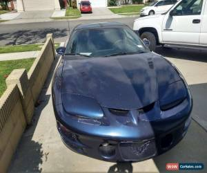 Classic 2002 Pontiac Firebird for Sale
