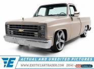 1981 Chevrolet C-10 2wd for Sale