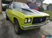 Holden HQ Kingswood Sedan - Perfect Restoration Project - 1972 6 Cylinder Auto for Sale