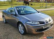 2009 Renault Megane Convertible 1.5DCI 1previous owner,NEW CAM BELT AND CLUTCH! for Sale