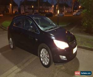 Classic 2011 VAUXHALL ASTRA SE AUTO BLACK for Sale