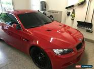 2010 BMW M3 for Sale