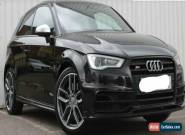 Audi S3 300ps Hpi Clear B&O sound system full screen Sat Nav 12 months mot mint for Sale