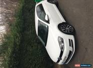 2013 VOLKSWAGEN GOLF SE BLUEMOTION TECH T WHITE for Sale