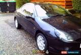 Classic ford puma 1.7   vvti   125 psi  2001  for Sale