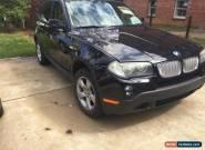2007 BMW X3 for Sale