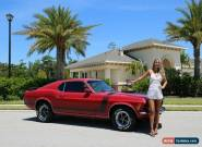 1970 Ford Mustang 302 V8 for Sale