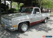 1982 Chevrolet C-10 shortbed for Sale