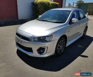 Classic 2017 Mitsubishi Lancer Sport AUTO 19km not damaged ideal export like new car for Sale