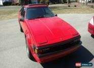 1984 Toyota Supra for Sale