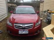 2010 Holden Cruze CDX Turbo Diesel for Sale