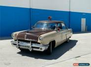 1952 Ford Mercury Brown for Sale