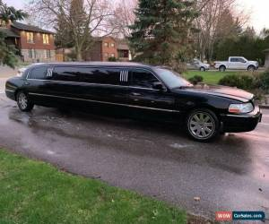 Classic Lincoln: Town Car Executive Stretch for Sale