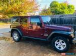 Jeep Wrangler sports unlimited 09 for Sale