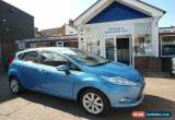 Classic Ford Fiesta 1.25 ( 82ps ) 2009MY Zetec for Sale
