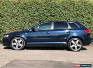 Audi A3 2.0 TDI S line Sportback for Sale
