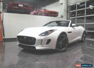 2014 Jaguar F-Type for Sale