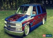 1993 Chevrolet Suburban for Sale