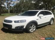 2014 LTZ Holden Captiva for Sale