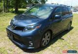 Classic 2018 Toyota Sienna for Sale