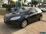 2011 Ford Focus LW Trend Grey Automatic A Hatchback for Sale
