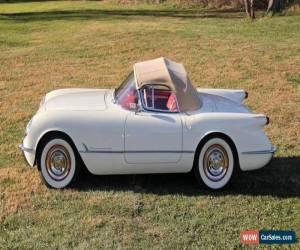 Classic 1954 Chevrolet Corvette for Sale