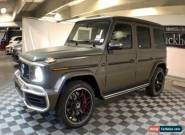 2019 Mercedes-Benz G-Class G63 AMG for Sale