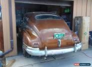 1948 Chevrolet Fleetline Fastback for Sale