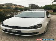 2010 VW Golf Wagon 118 TSi for Sale