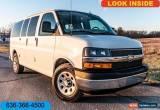 Classic 2014 Chevrolet Express Passenger Van LT for Sale
