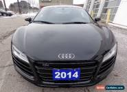 2014 Audi R8 for Sale