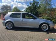 Vw Golf mk4 1.8t silver  for Sale