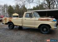 1976 Ford F-100 Custom for Sale