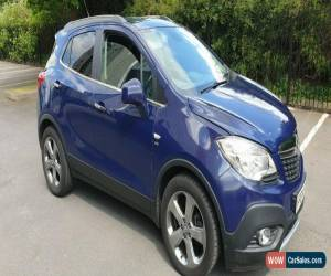 Classic VAUXHALL MOKKA SE AUTO 1.7CDTI 2014 SAT NAV, DRIVE AWAY, CAT D, LOW MILEAGE for Sale