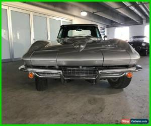 Classic 1966 Chevrolet Corvette C2 Stingray for Sale