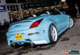 Classic Nissan 350z roadster convertible modified show car in excellent loved condition  for Sale