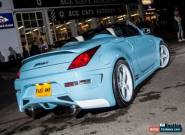 Nissan 350z roadster convertible modified show car in excellent loved condition  for Sale