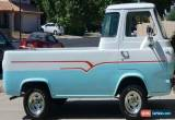 Classic 1966 Ford Other Pickups for Sale
