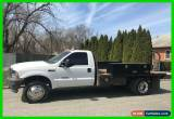 Classic 2004 Ford F-550 Chassis 4x2 SD Regular Cab 165 in. WB DRW HD XL for Sale