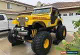 Classic 1972 Jeep CJ CJ5 for Sale