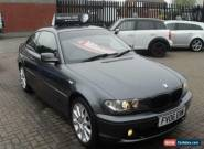 BMW 318 2.0 Ci ES 2006 for Sale