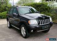 2005 54 JEEP GRAND CHEROKEE 2.7 LIMITED XS CRD 5D AUTO 161 BHP DIESEL for Sale